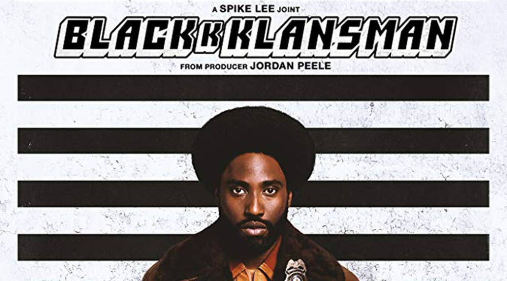 Blackkklansman Film